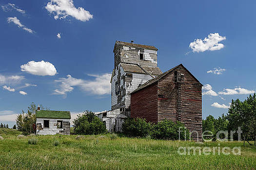 Sharples Elevator by Brad Allen Fine Art