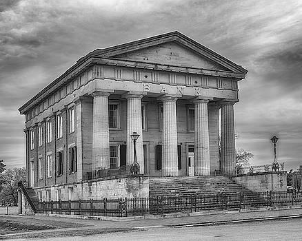 Susan Rissi Tregoning - Shawneetown Bank in Black and White