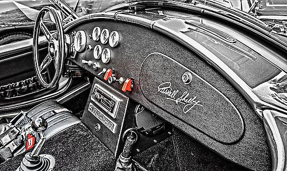 Shelby Cobra by Joy McAdams