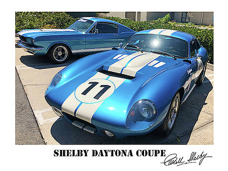 Shelby Daytona Coupe by Shoal Hollingsworth