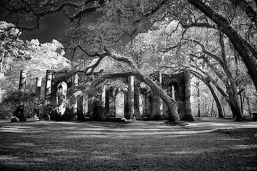 Sheldon Church Ruins II by Jon Glaser