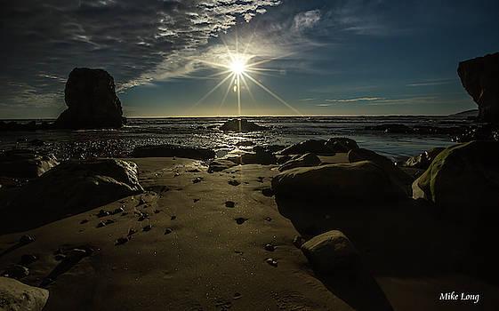 MIKE LONG - Shell Beach Sunburst