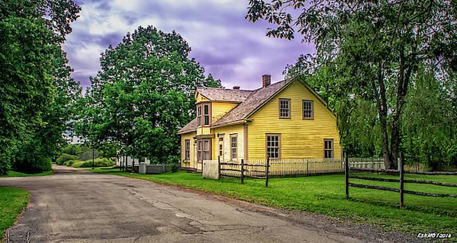 Sherbrooke Village 001 by Ken Morris