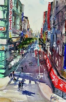 Shinjuku 1 by James Nyika