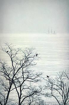 Jill Battaglia - Ship on the Icy Sea