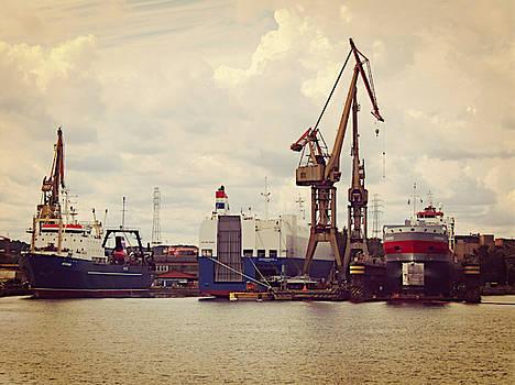 Jurgen Huibers - Shipyard
