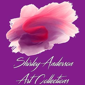 Shirley Anderson Art Collections Logo 11 by Shirley Anderson