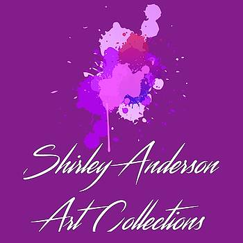 Shirley Anderson Art Collections Logo Art 8 by Shirley Anderson