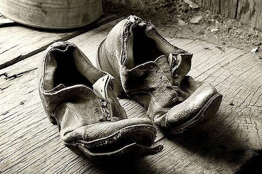 Shoes by Cyndi Hardy