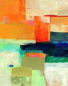 Shoreline #7 by Jane Davies