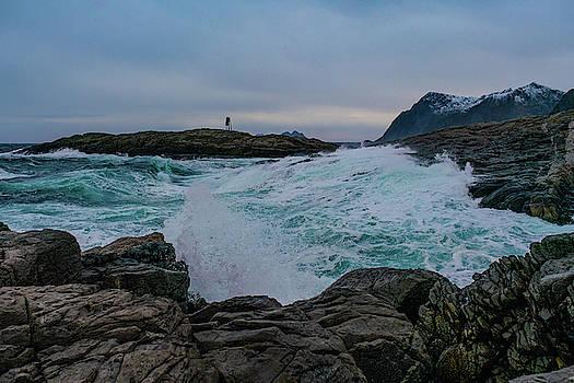 Shoreline by Kai Mueller