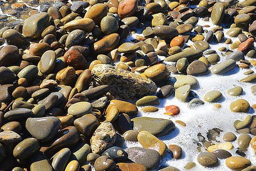 Glenn McCarthy Art and Photography - Shoreline Rocks