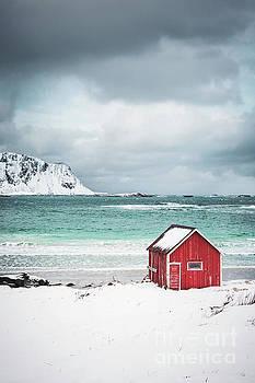 Shores Of Desolation by Evelina Kremsdorf