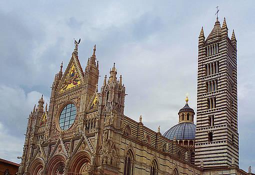 Siena Duomo by Norma Brandsberg