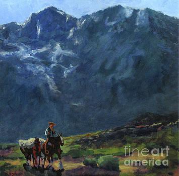 Sierra Trail by Hilton McLaurin