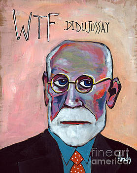 David Hinds - Sigmund Freud