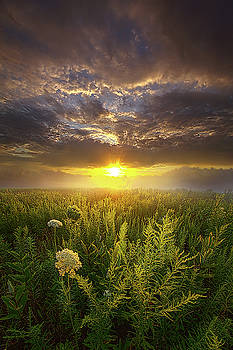 Silence Is The Language Of God by Phil Koch