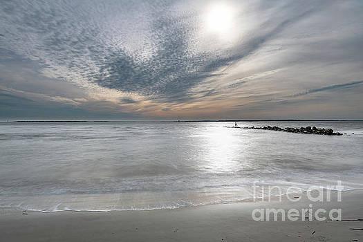 Silky Ocean Blue by Dale Powell