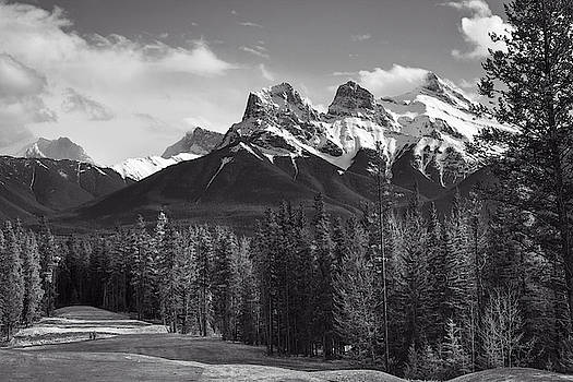 Silvertip  by Keith Boone