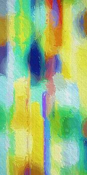 Simple Abstract by Stefano Senise