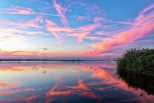 Simple Reflections by Russell Pugh