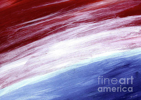 Simply Red White And Blue by Billy Knight