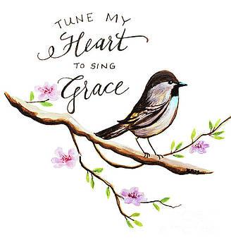 Elizabeth Robinette Tyndall - Sing Grace