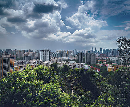 Singapore Views by Nisah Cheatham