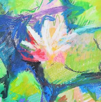 Single Lily by Aletha Kuschan