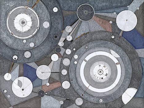 Singularity Fugue by Regina Valluzzi
