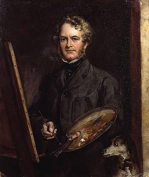Sir Edwin Henry Landseer  by Francis Grant