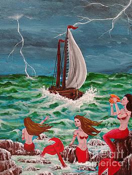 Siren's by Heather James