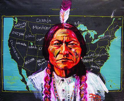 Antony Zito - Sitting Bull