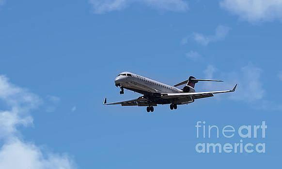 Dale Powell - Delta Commercial Passenger Jet