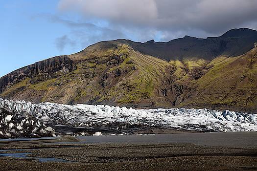 RicardMN Photography - Skaftafellsjokull glacier