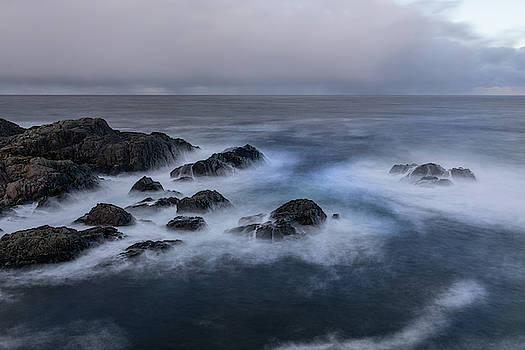 Skandinavian coast by Kai Mueller