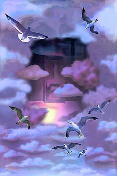 Sky Door by Lisa Yount