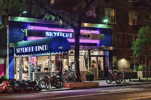 Sharon Popek - Skylight Diner After Dark 2