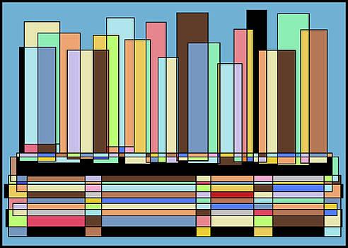 Skyline 106 by Cynthia Friedlob