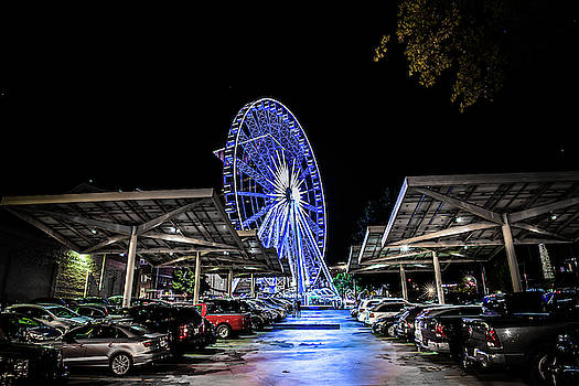 Skyview in Atlanta by Kenny Thomas