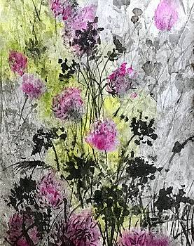 Slash of Clover Meadow by Laurel Adams