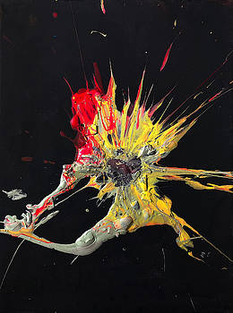 Sledgehammer Dancer by Chris Crewe