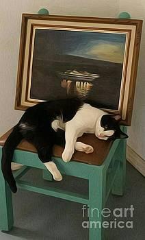 Sleep by Hilda Lechuga