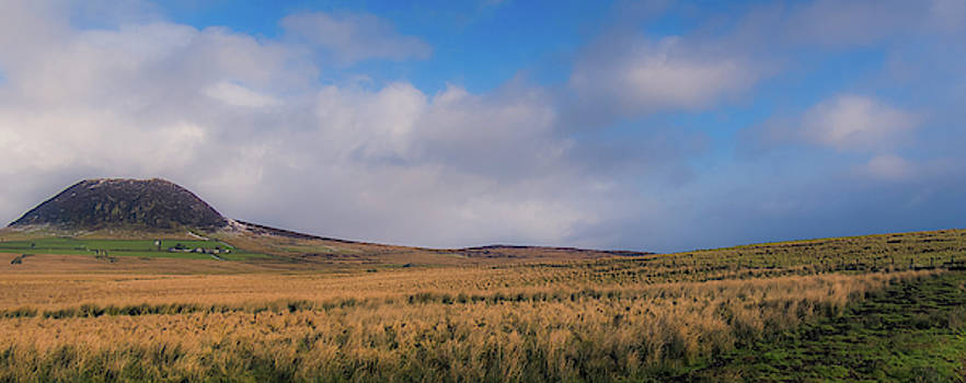 Slemish Mountain by Alan Campbell