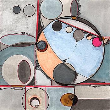 Slits and Mirrors by Regina Valluzzi