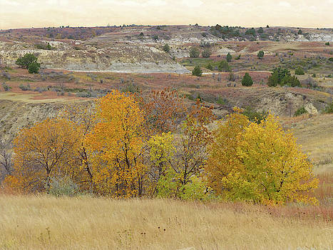 Slope County September Splendor by Cris Fulton