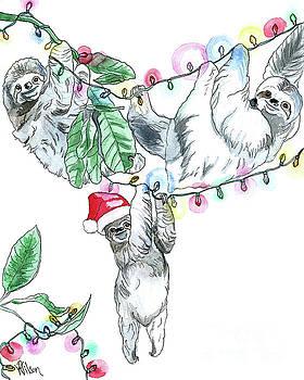Slothmas by D Renee Wilson