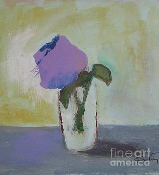 Smell of spring by Vesna Antic