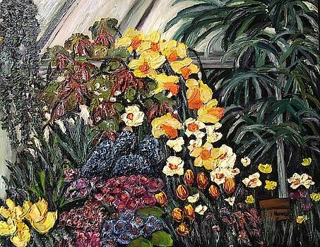 Smith College Flowers by Richard Nowak