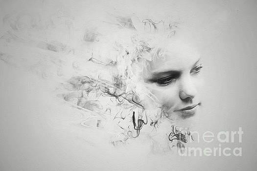 Smoke Portrait by Erik Brede